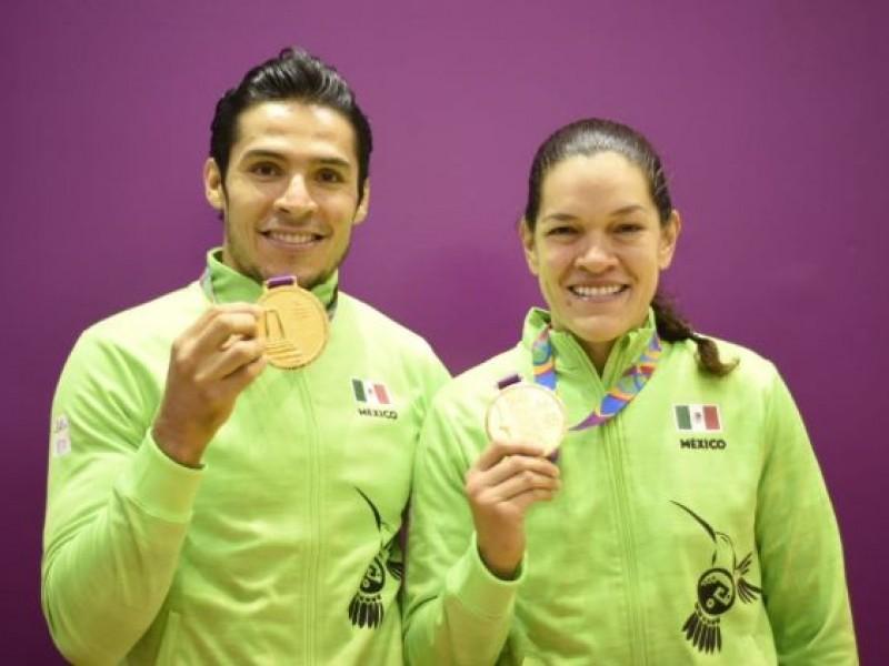 Jaliscienses conquistan medallas en Juegos Parapanamericanos