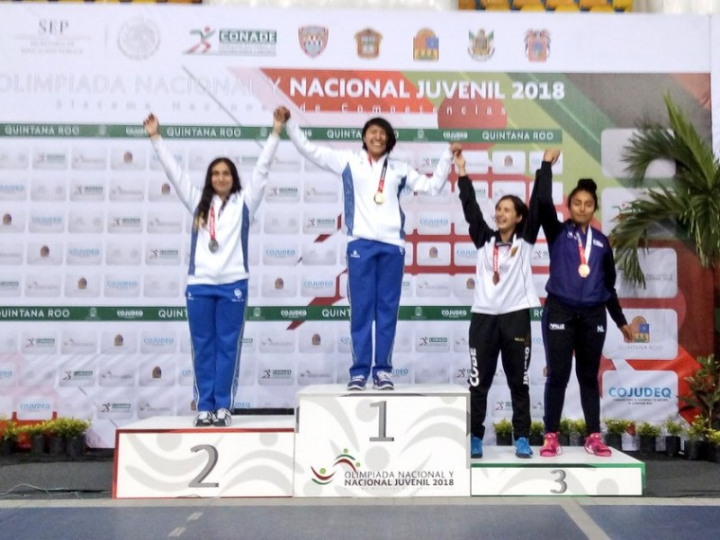 Jalisco cerca de 200 medallas en Olimpiada Nacional