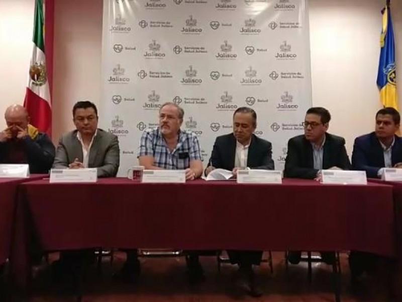 Jalisco confirma 2 casos de Covid 19; analiza más