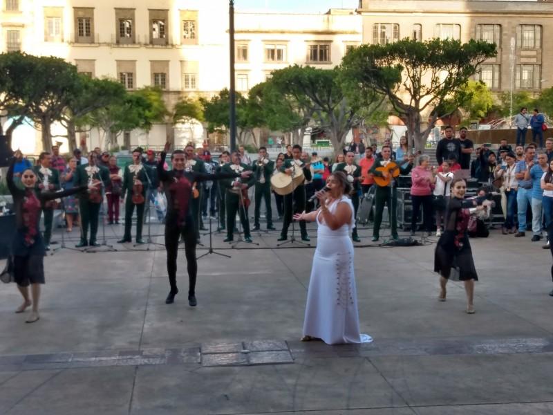 Jalisco de Gala por Encuentro Internacional del Mariachi