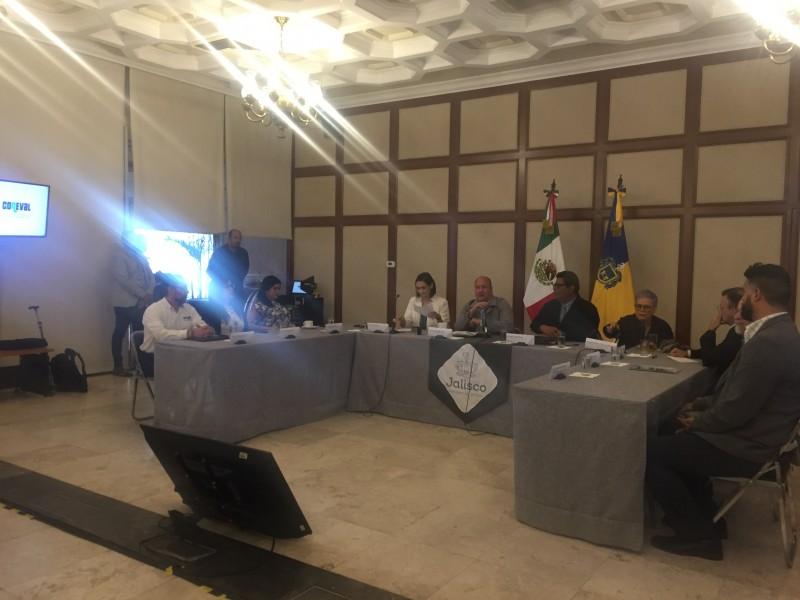 Jalisco firma convenio con el CONEVAL