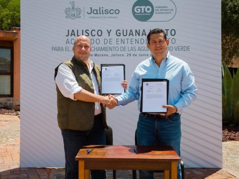 Jalisco recibirá 76% de agua del Río Verde