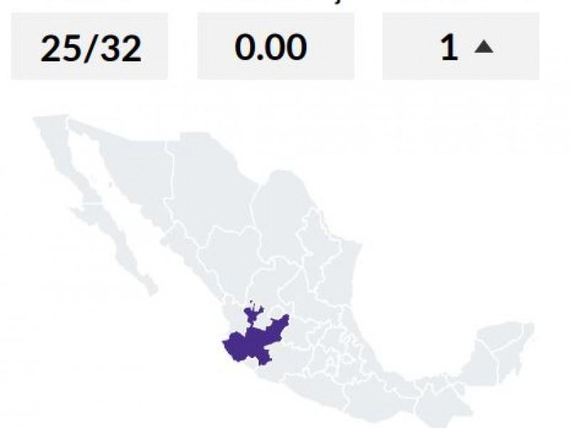 Jalisco reprobado en respeto al estado de derecho