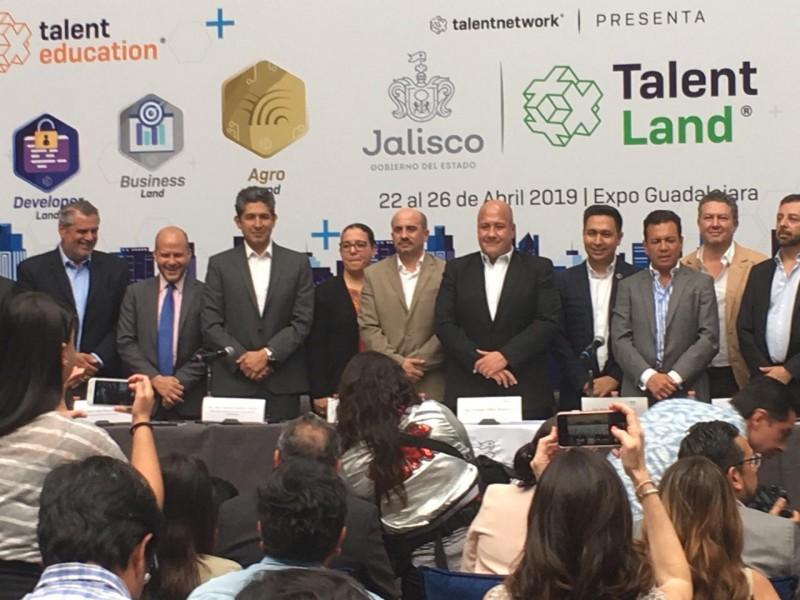 Jalisco Talent Land 2019:puerta a la Innovación
