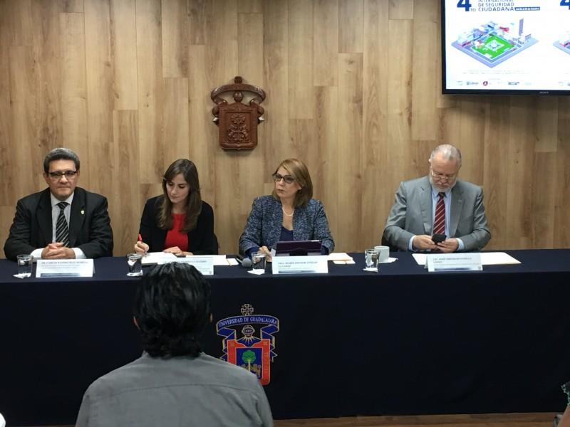 Jalisco vive crisis de inseguridad reconoce académico