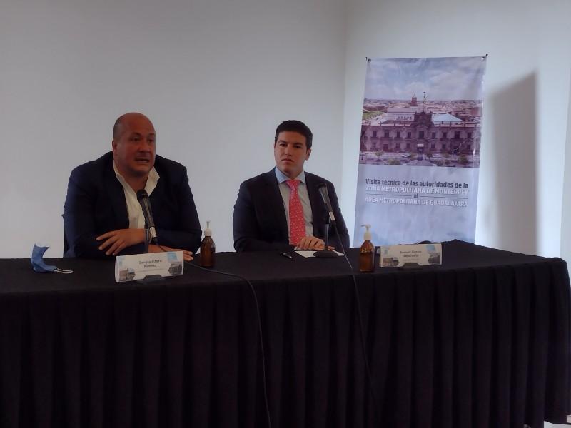 Jalisco y Nuevo León presentarán propuesta para revisar pacto fiscal