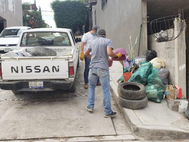 Jalpan fortalece acciones contra el Dengue