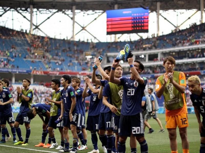 Japón avanza gracias al Fair Play