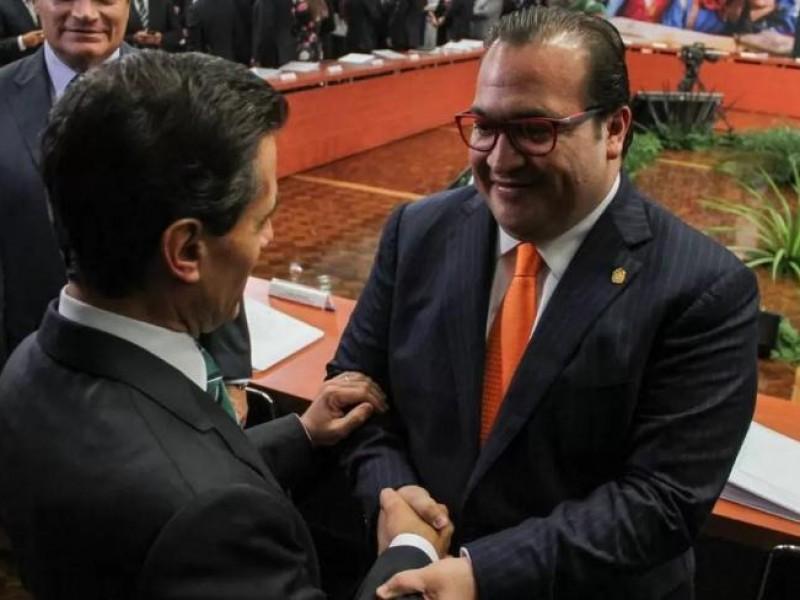 Javier Duarte entregó un Ferrari a EPN, según Lozoya