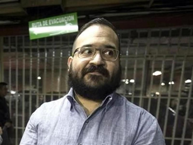 Javier Duarte podría solicitar su libertad condicional en próximos días