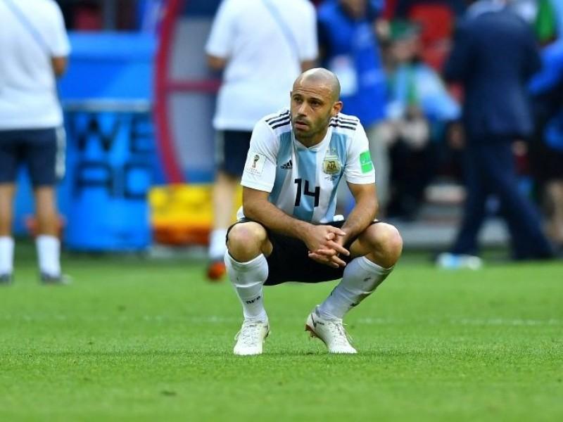 Javier Mascherano se retira de la Selección Argentina