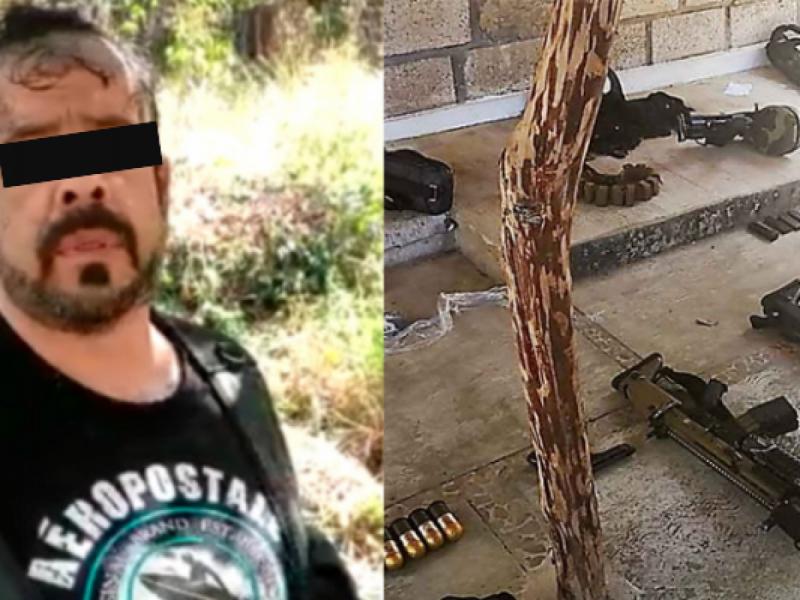 Jefe de sicarios CJNG trasladado al penal de Ramos Arizpe