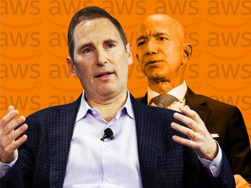 Jeff Bezos deja Amazon... Andrew Jassy nuevo director