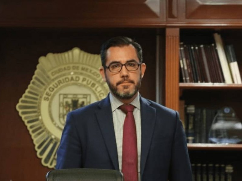 Renuncia Jesús Orta a la Secretaría de Seguridad