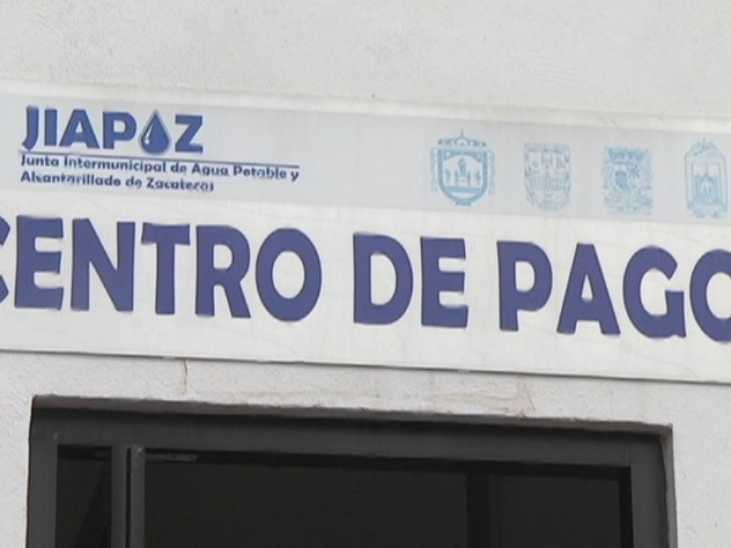 Jiapaz busca aumentar 10 pesos a agua potable