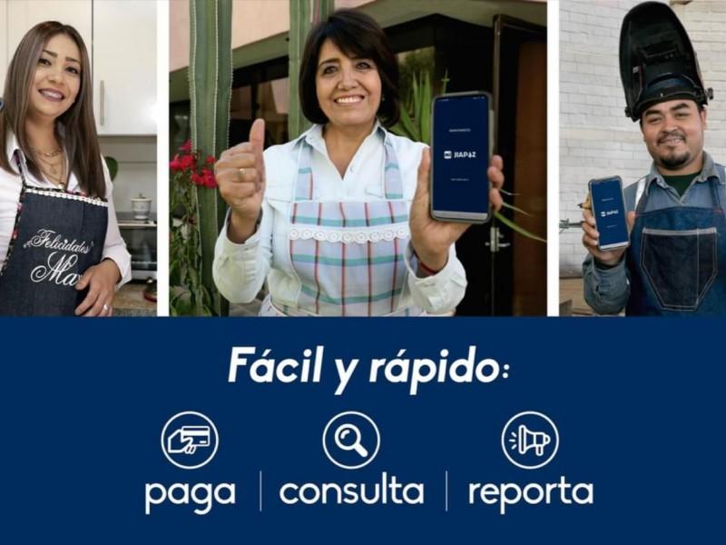 Jiapaz presenta aplicación