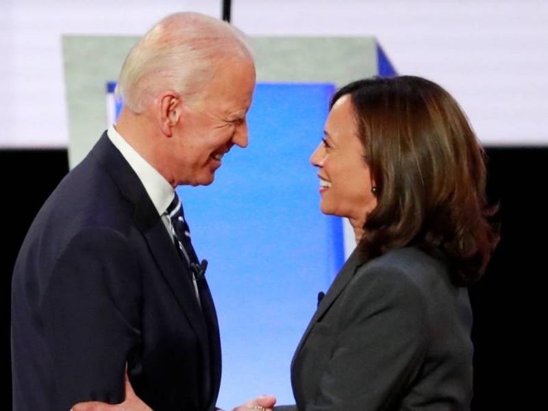 Joe Biden elige a Kamala Harris, va por la vicepresidencia