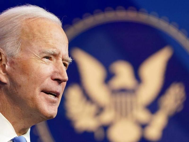 Joe Biden pide terminar con las protestas
