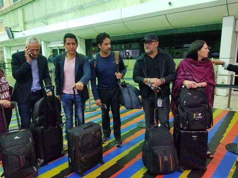 Jorge Ramos deportado de Venezuela