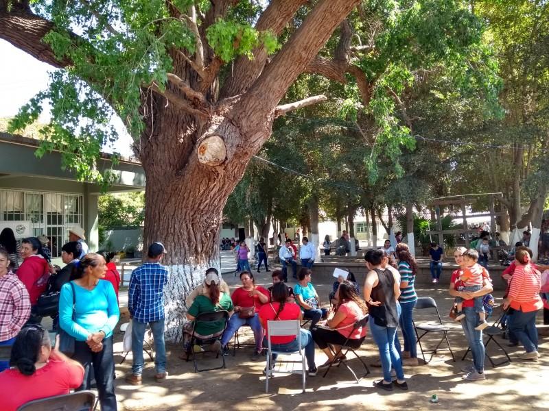 'Jornada de Apoyos' en Villa de Ahome