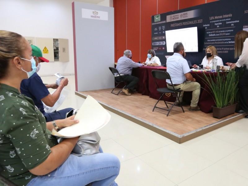 Facilitan acceso para servicios médicos del ISSSTE