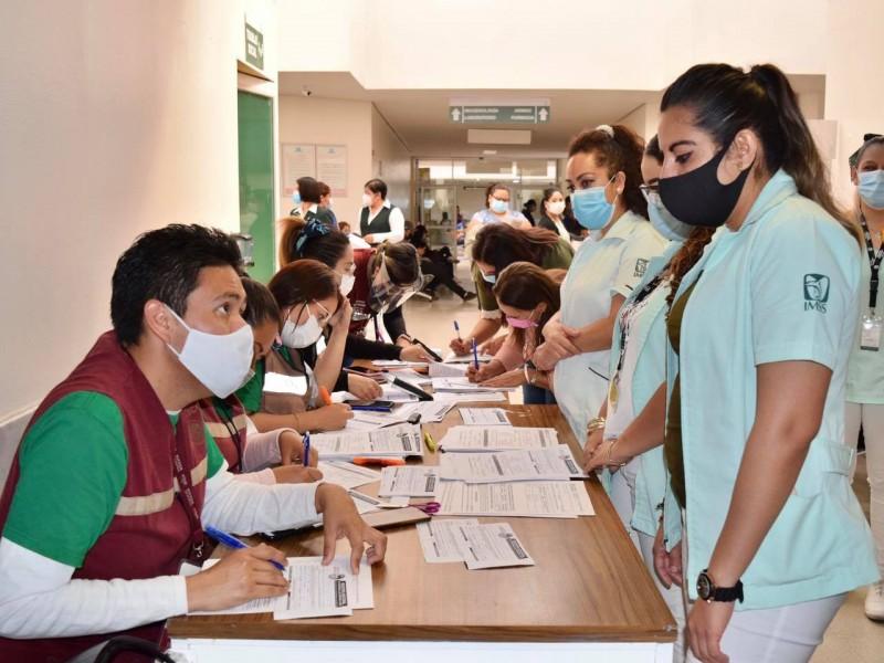 Jornada de Vacunación en Nayarit, estrategia poco clara