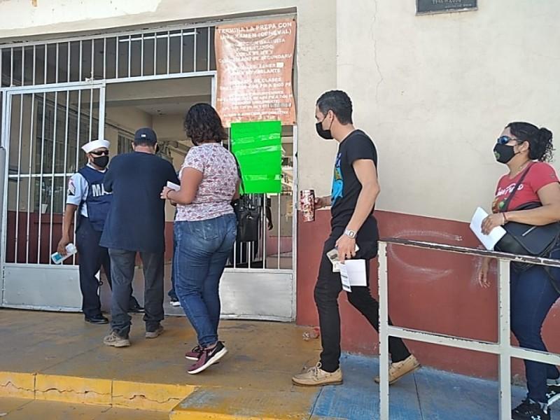 Jornada de vacunación: Segunda Dosis en Guaymas