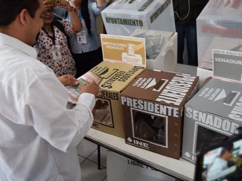 Jornada electoral en Morelos transcurre sin incidencias mayores
