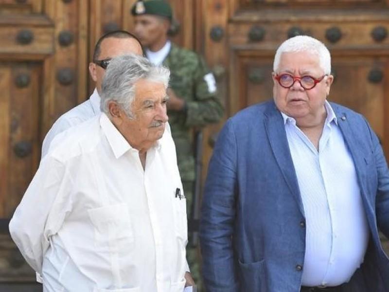José Mujica, el invitado especial de López Obrador