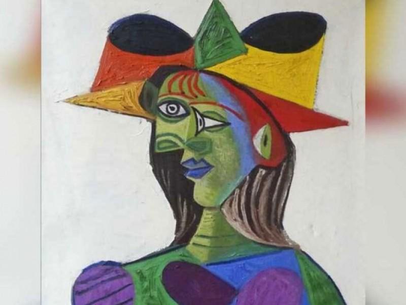 Joven es condenado por dañar un cuadro de Picasso