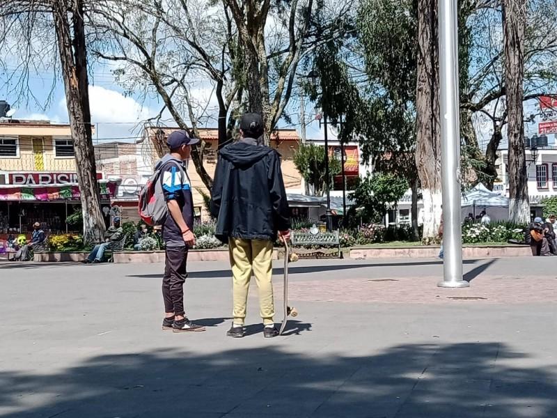 Joven mexiquense advierte sobre videojuegos