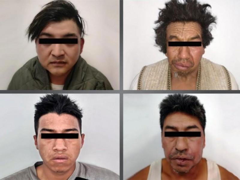 Joven secuestrado es rescatado en el Edomex