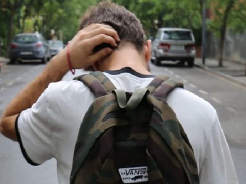 Jóvenes escapan de sus hogares ante problemas problemas familiares