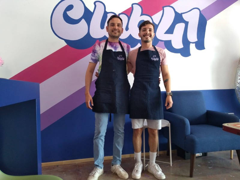 Jóvenes hermosillenses abren café dirigido a comunidad LGBTTTIQ