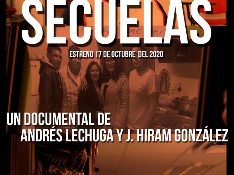 Jóvenes nogalenses concursan en cine documental DocsMX