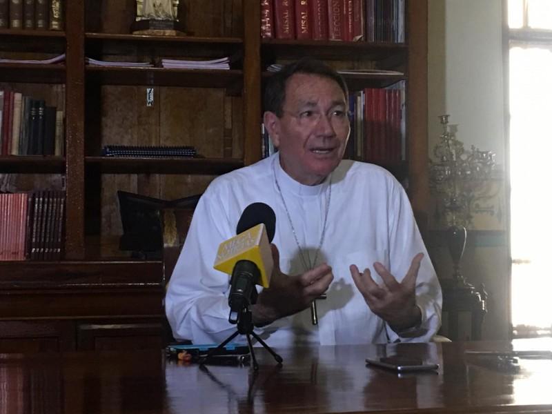Jóvenes, tema prioritario para iglesia y estado: Obispo