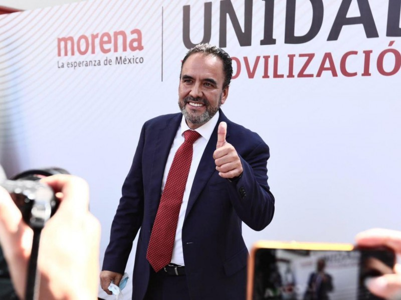 Juan Carlos Loera será el candidato de Morena en Chihuahua