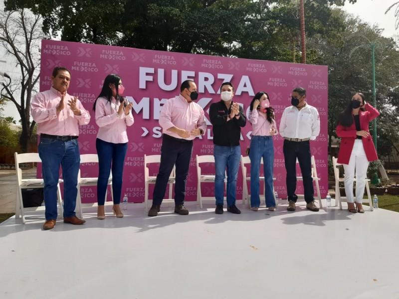 Juan Ernesto Millán nuevo dirigente de Fuerza Por México