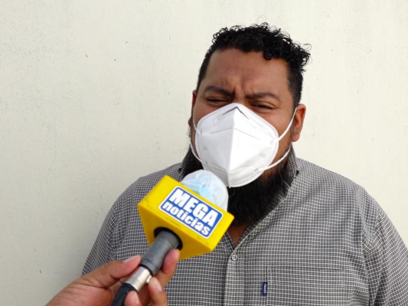 Juchitán presenta aumento leve de casos de Covid-19:Dirección de Salud