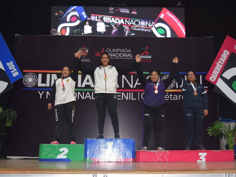 Judoca Priscila Martínez ganó oro en ON2018