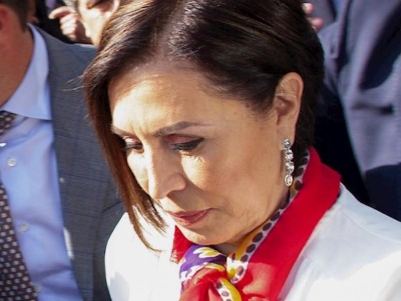 Juez ampara a Rosario Robles contra el Fiscal Gertz Manero