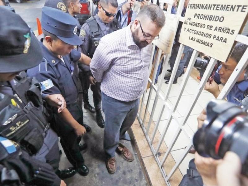 Juez autoriza obtener nuevos datos de Duarte