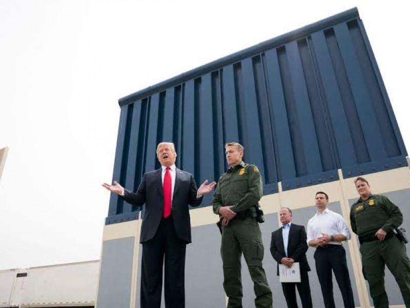 Juez deja sin recursos a Trump para muro