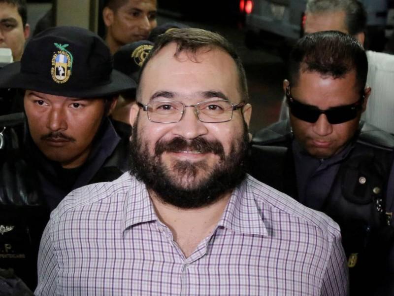 Juez niega frenar orden de aprehensión contra Duarte