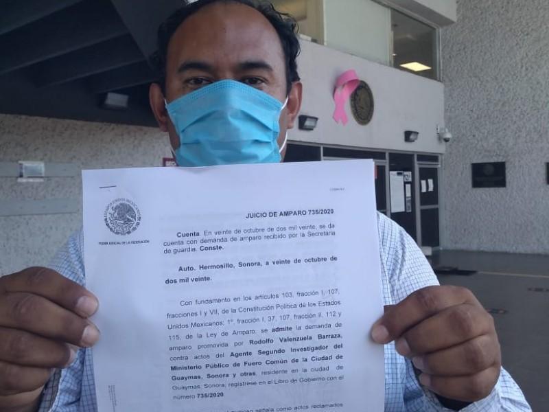 Juez Tercero de Distrito emite fallo para protección a Ex-Contralor