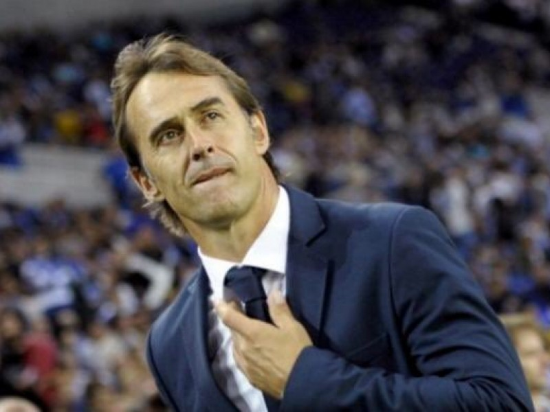 Julen Lopetegui destituido de la Selección Española