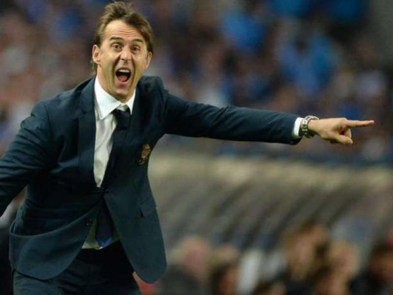 Julen Lopetegui tomará al Madrid tras mundial