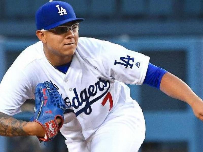 Julio Urías al roster de Dodgers para SCLN