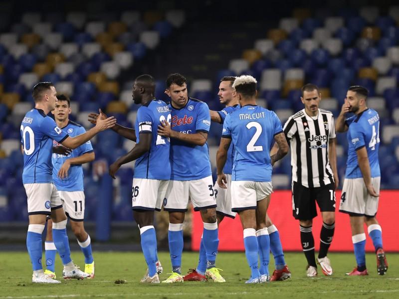 Juventus sigue sin ganar y el Napoli es líder