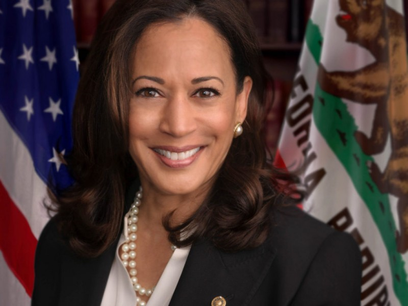 Kamala Harris se prepara para tomar posesión como vicepresidenta